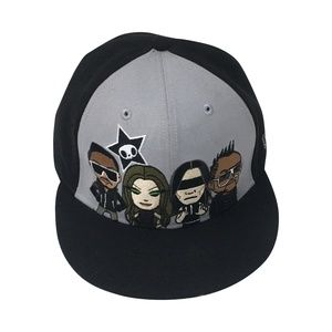 New Era The Black Eyed Peas 59FIFTY Baseball Cap